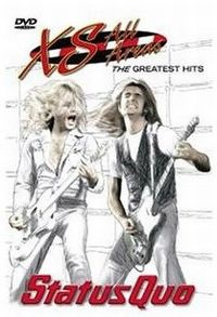 Cover Status Quo - Xs All Areas - The Greatest Hits [DVD]